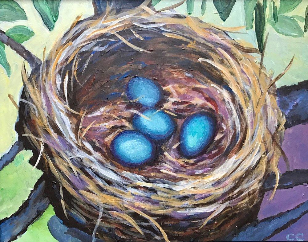 """Cathy Ciardiello's """"Robin's Nest"""""""