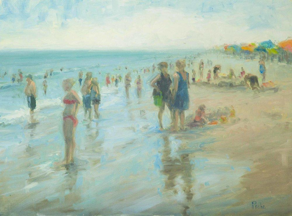 Beach Conversations