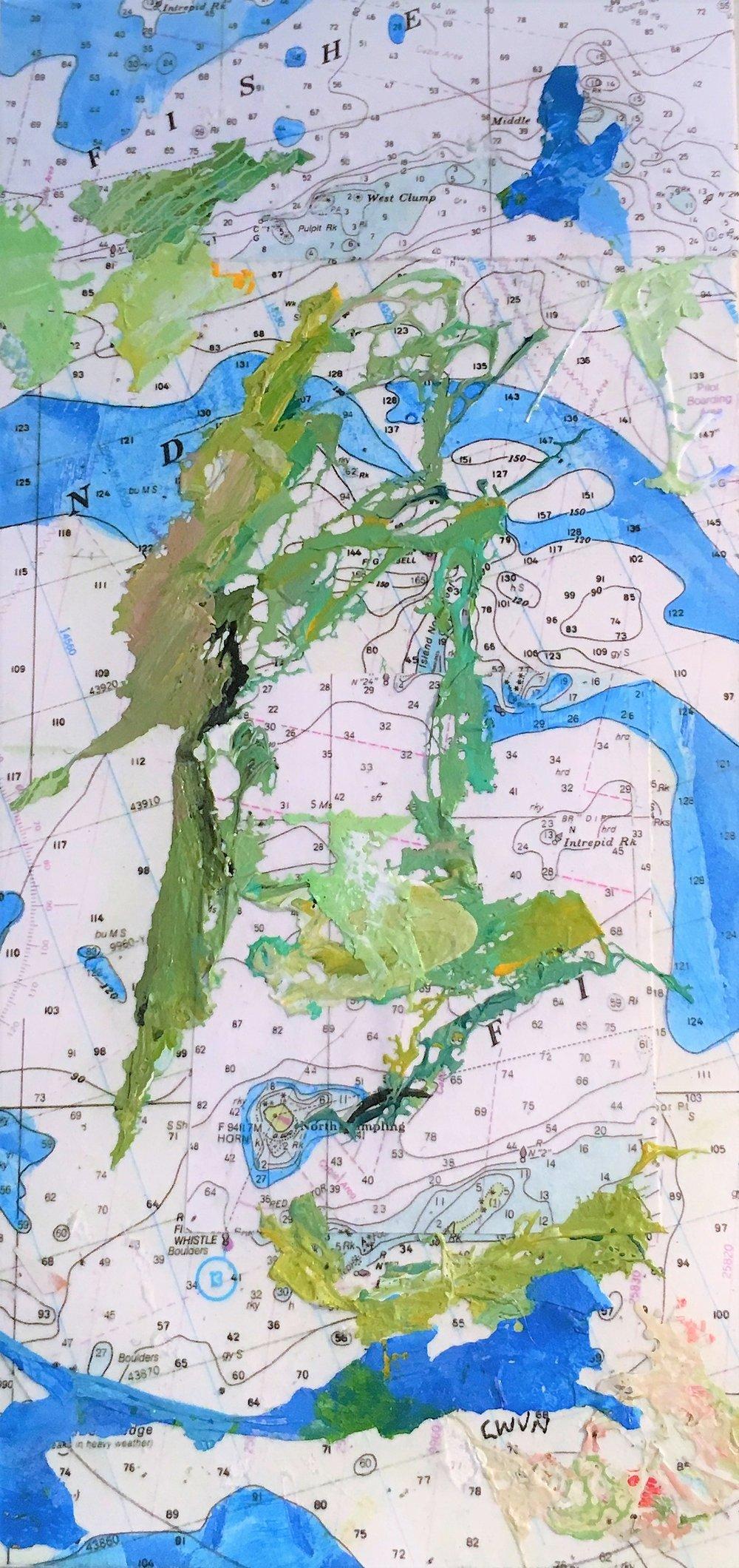 """Claudia Van Nes's """"To the Sea II"""""""