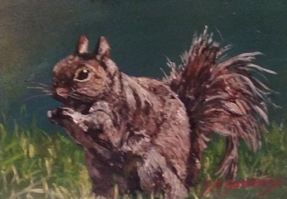 "Gigi Genovese's ""Squirrel"""