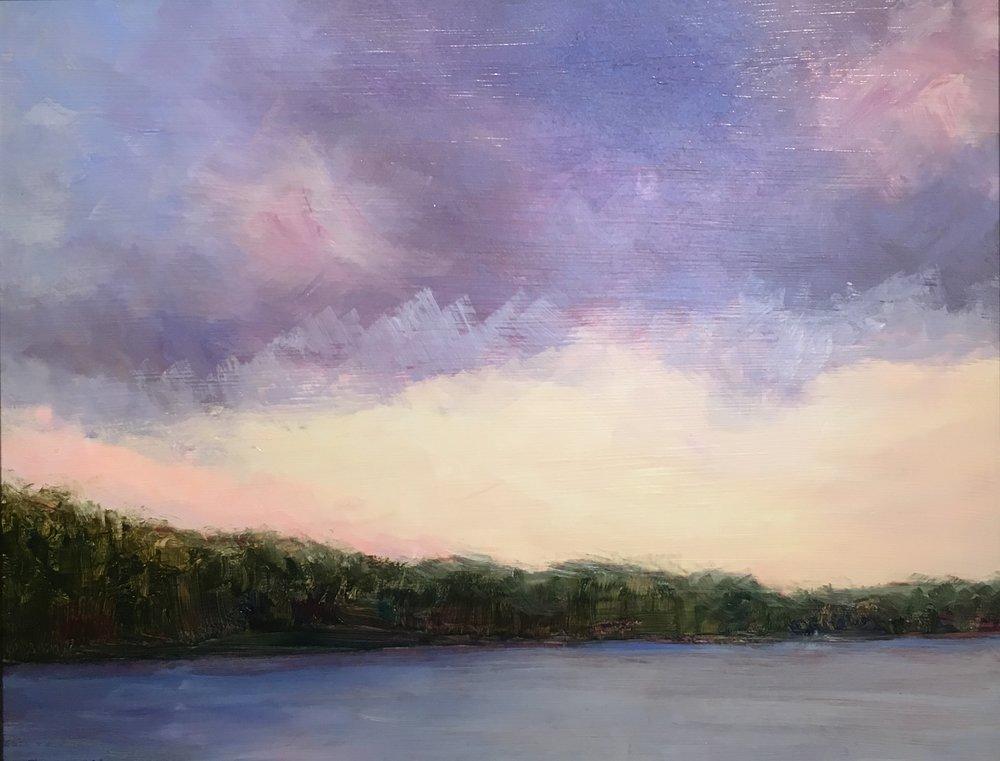 """Jean Watson's """"Painted Sky"""""""
