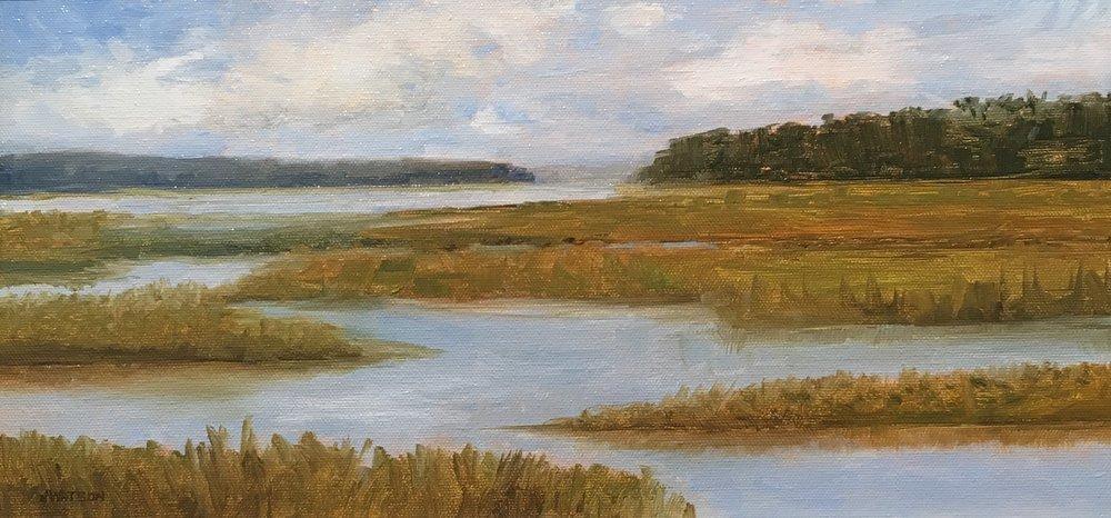 """Jean Watson's """"Great Marsh"""""""