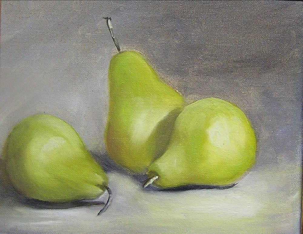 "Lee Bardenheur's ""Pears"""