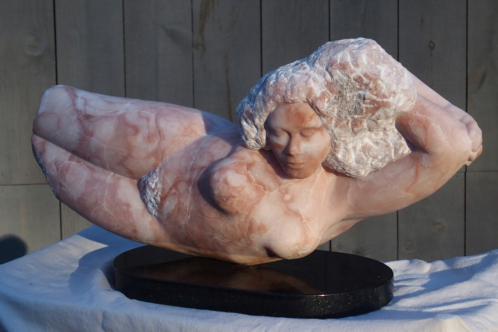 Venus of the Curly Hair