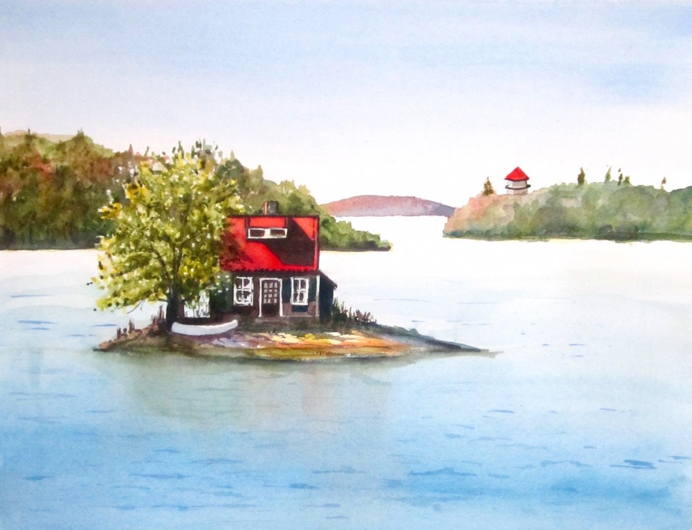 Petite Living in the 1000 Islands