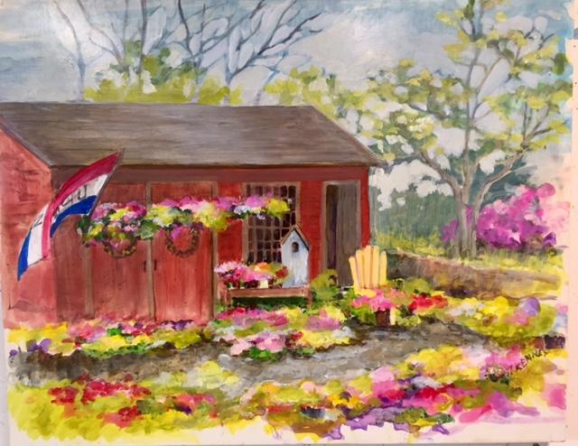Spring Flower Sale