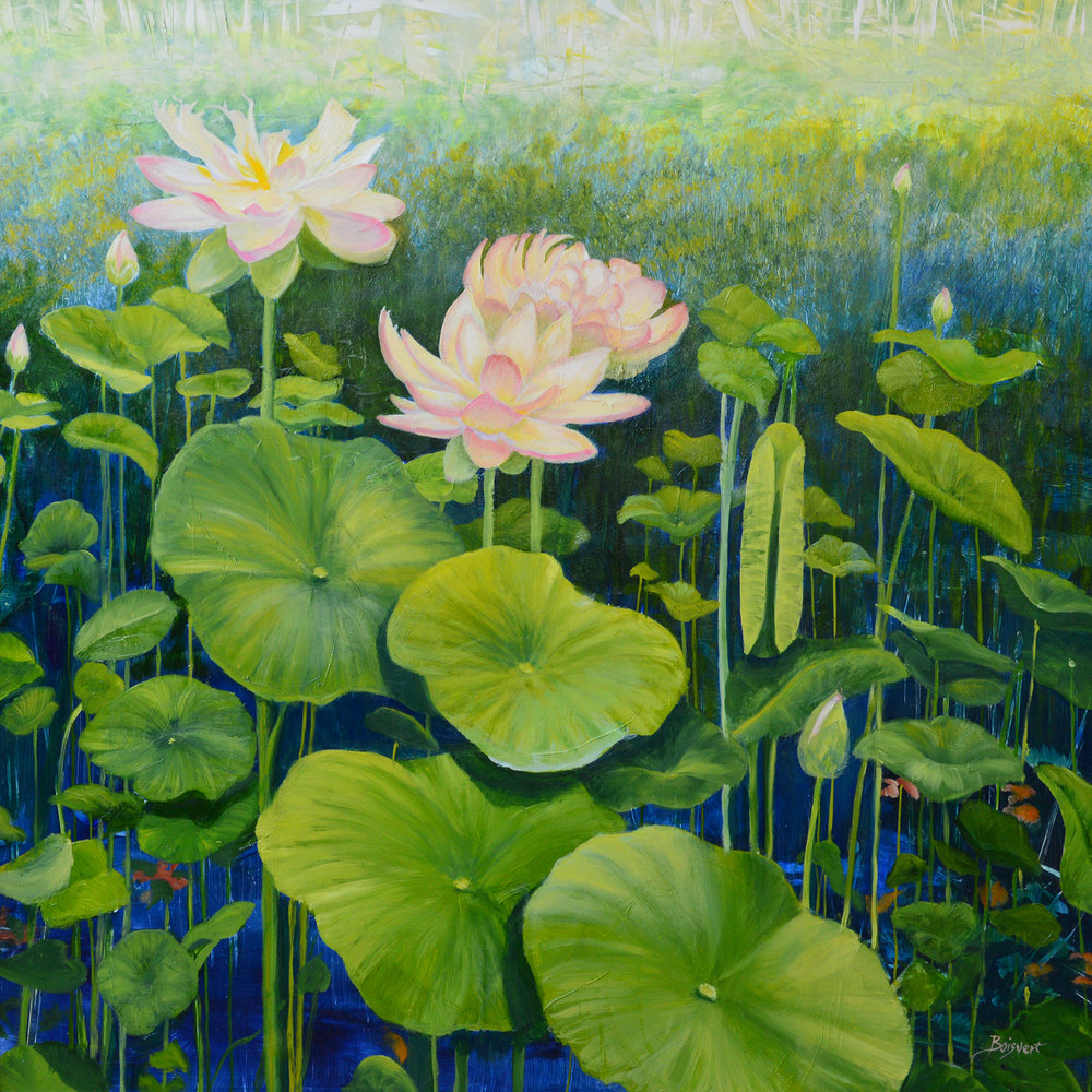 Lotus Rising II
