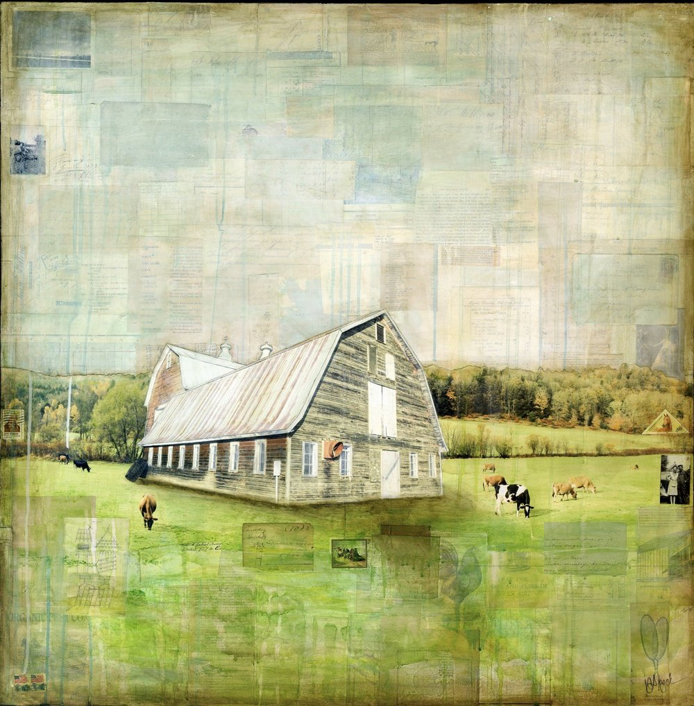 "JC Spocks ""Barn III"""