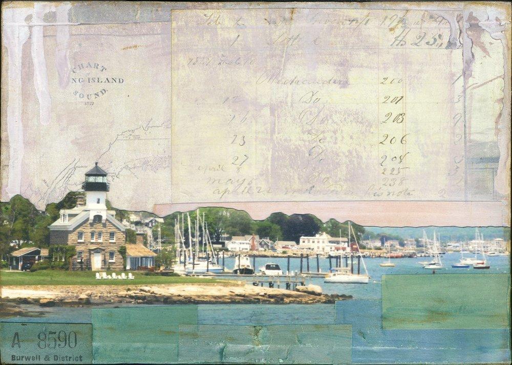 "JC Spocks ""Morgan Point Lighthouse"""