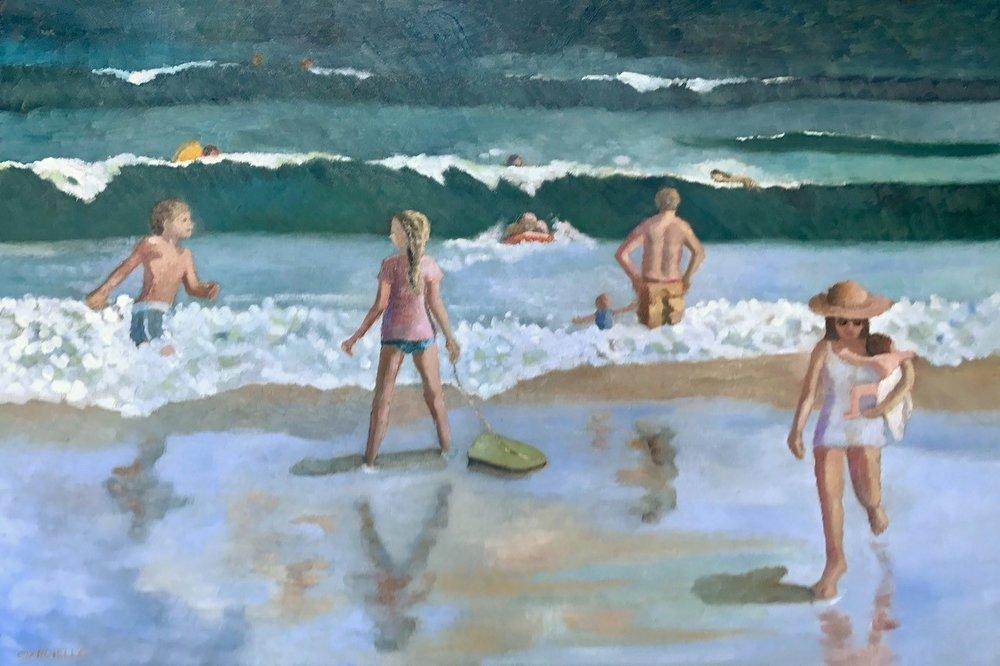 "Cathy Ciardiello's ""Beach Day"""