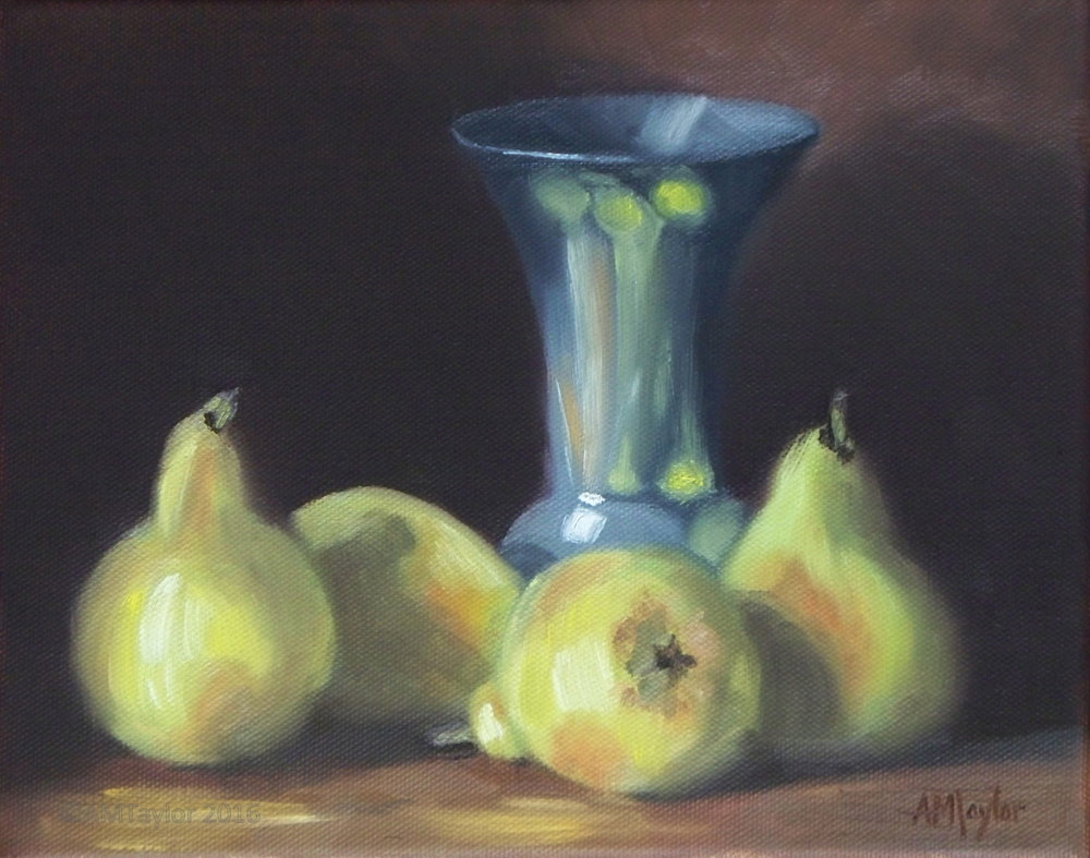 Pears & Pewter