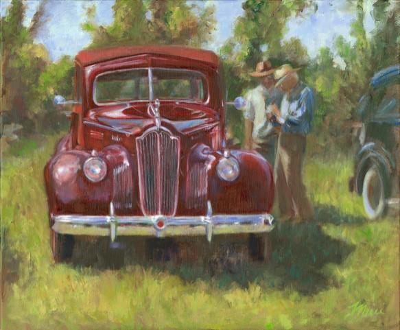 Packard Aura