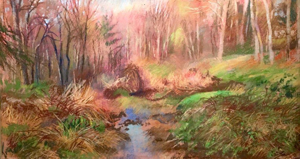 "Dan Nichols's ""Spring Stream"""