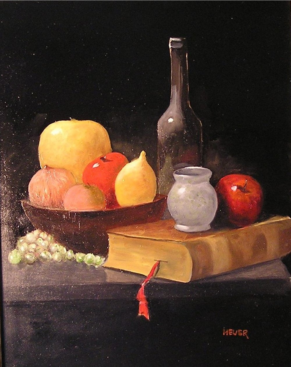 """Lee Bardenheur's """"Red Book Mark"""""""