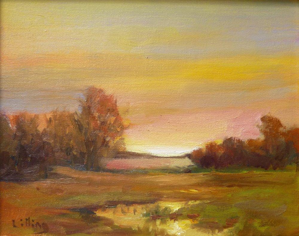 "Linda Lilling's ""Amber Glow"""