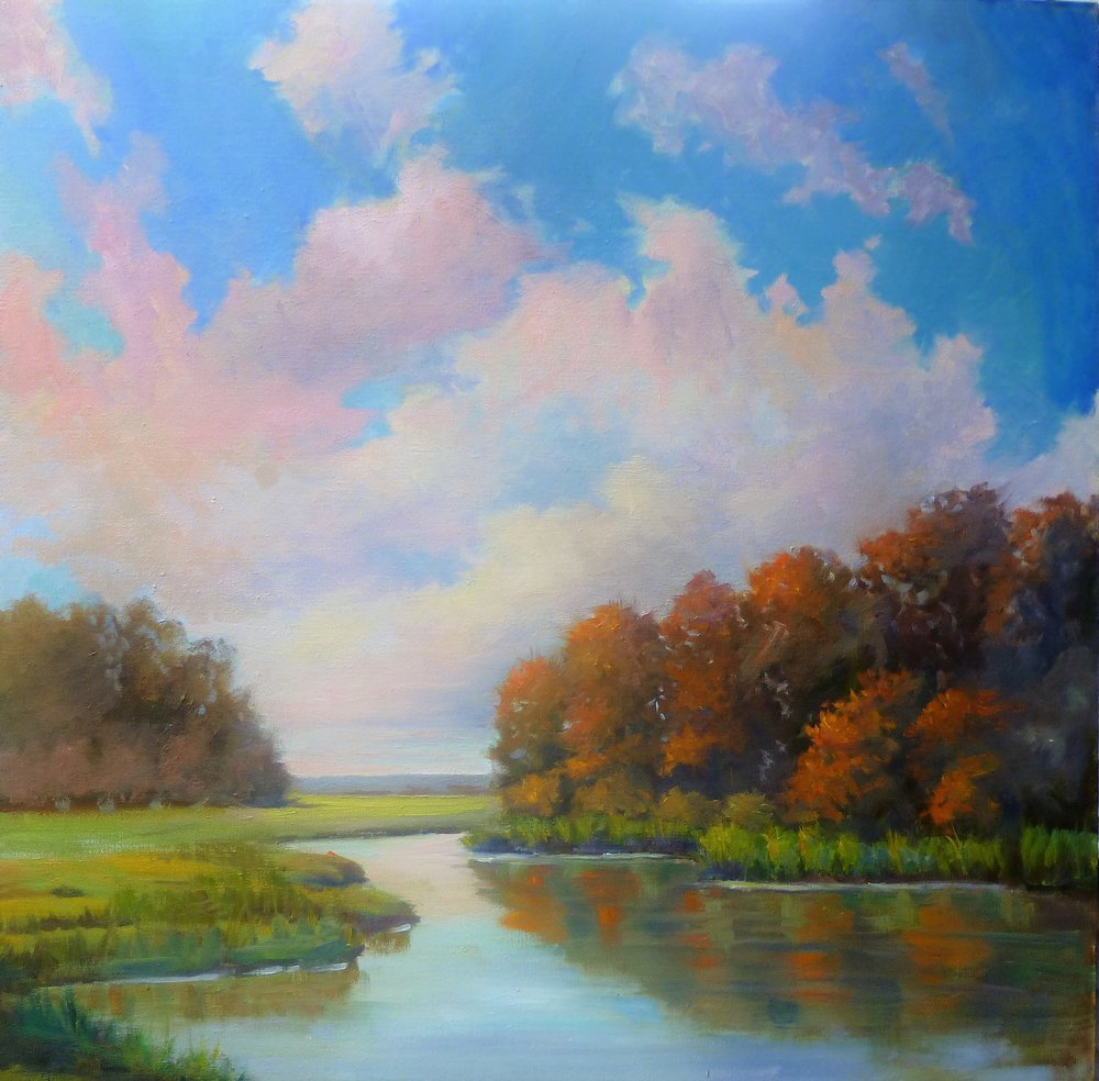 "Linda Lilling's ""Autumn Afternoon"""