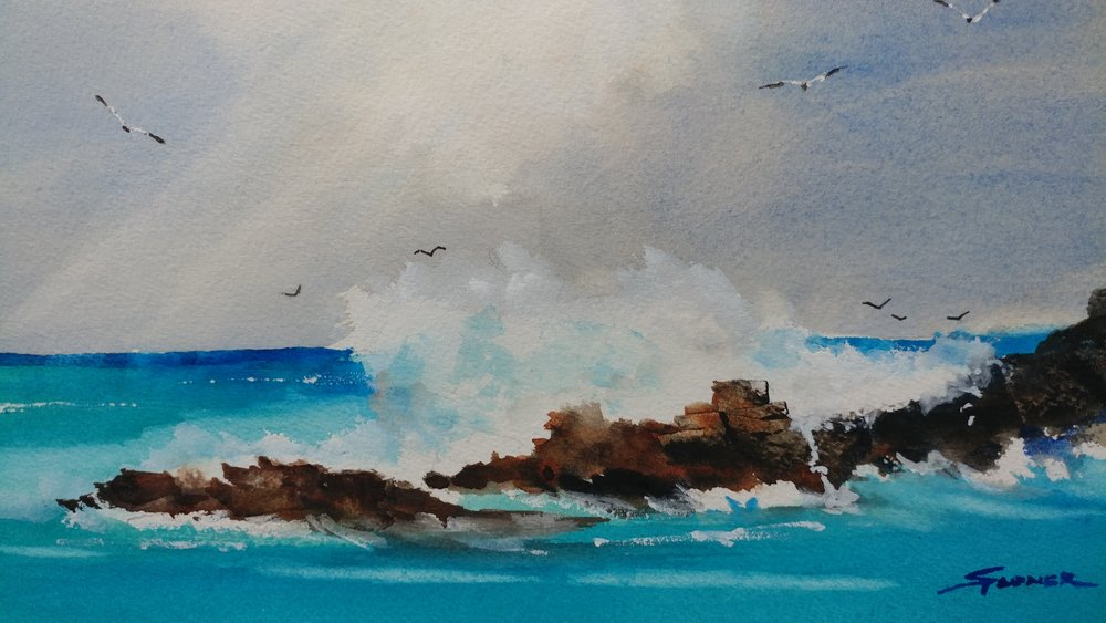 "Bob Spooner's ""Coastal Smash"""