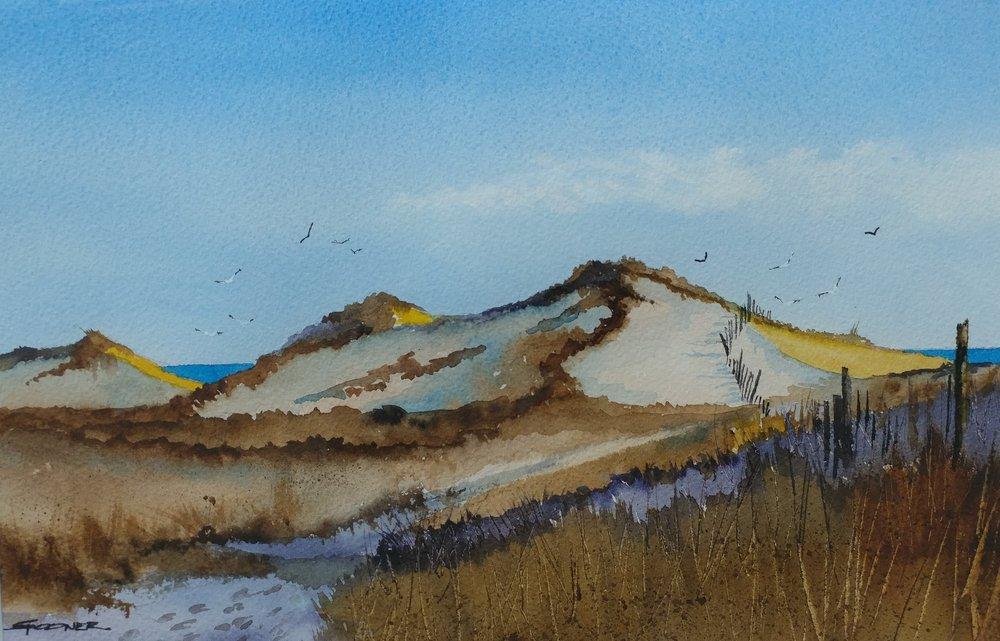 "Bob Spooner's ""Path to Beach"""