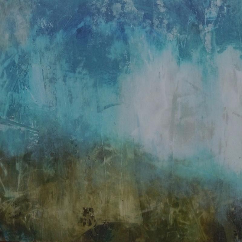 """Bernadette Bellizzi's """"Blue Sky"""""""