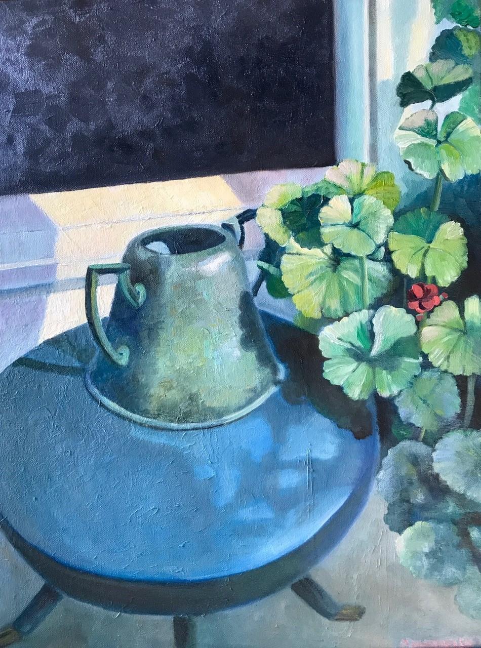 "Cathy Ciardiello's ""Geraniums"""