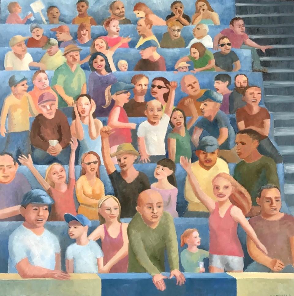 """Cathy Ciardiello's """"Home Run"""""""