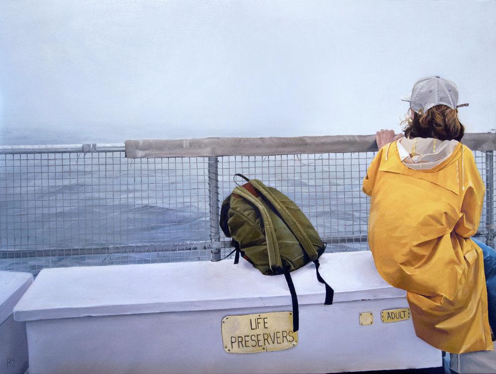 """Rachel Carlson's """"The Wanderer/Her Maiden Voyage"""""""