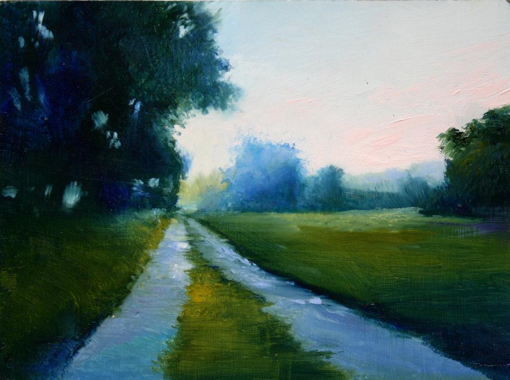 "Janine Robertson's ""Along the Path"""