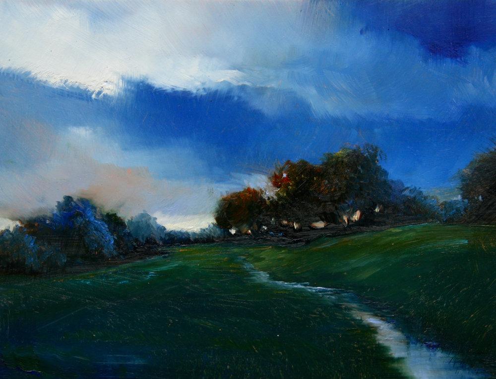 "Janine Robertson's ""Night Light"""