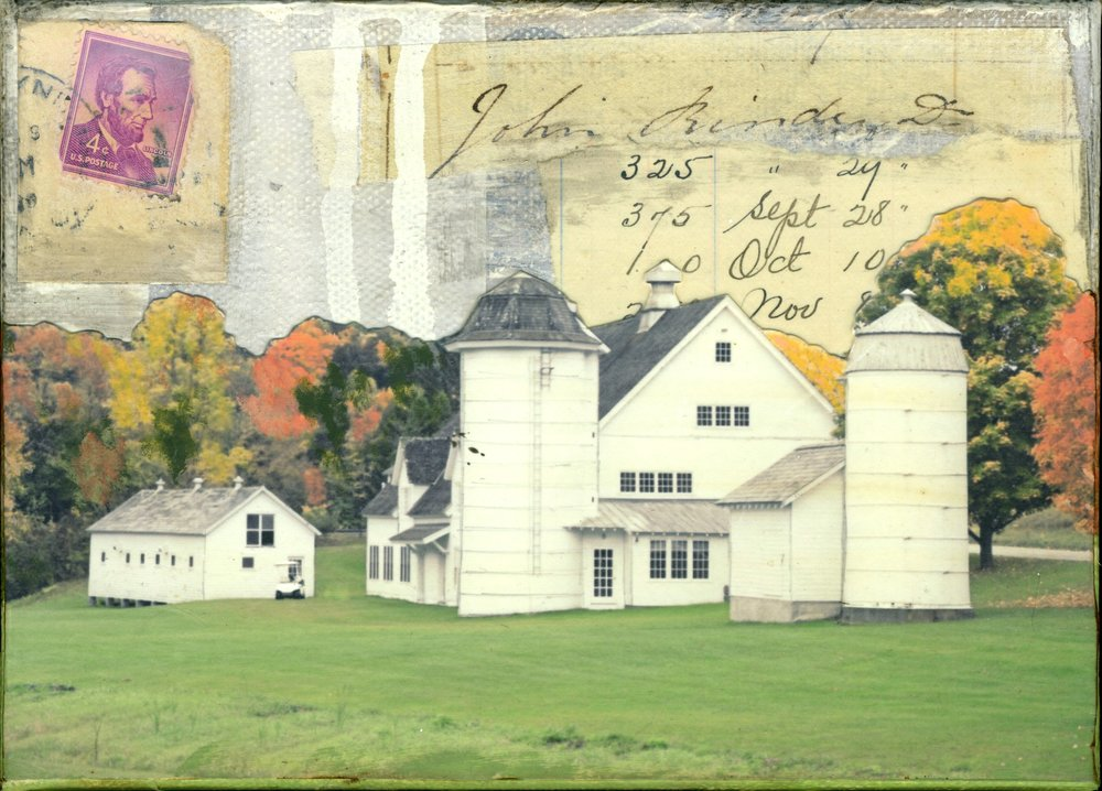 "JC Spock's ""Autumn Barn"""