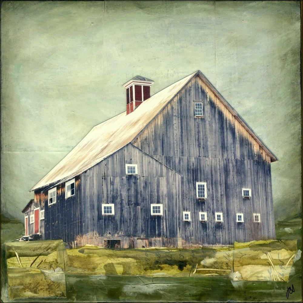 """JC Spock's """"Barn in Solitude"""""""