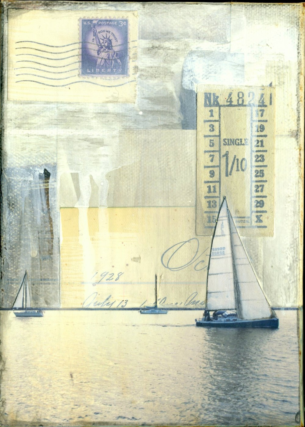 "JC Spock's ""With the Sails I"""