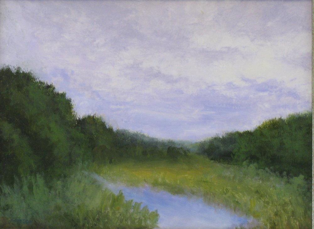 """Jean Watson's """"Lavender Sky"""""""