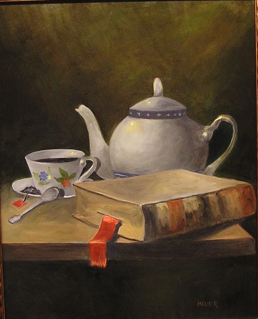 "Lee Bardenheuer's ""Tea Break"""
