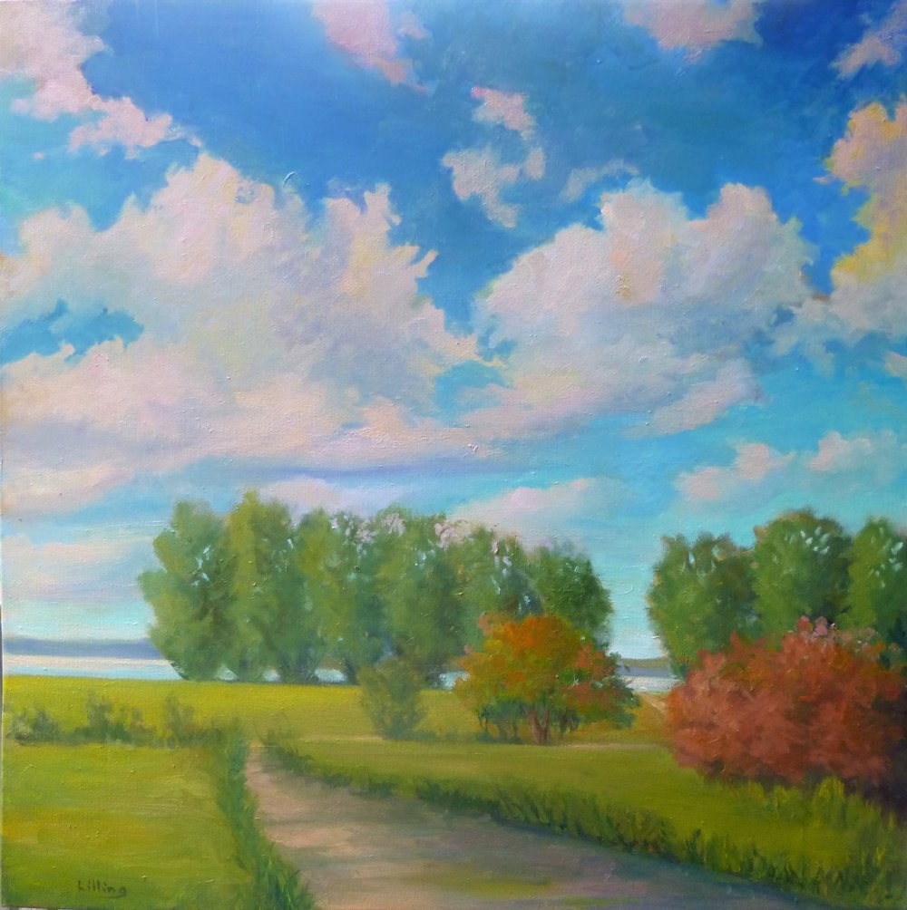 """Linda Lilling's """"Early Afternoon"""""""
