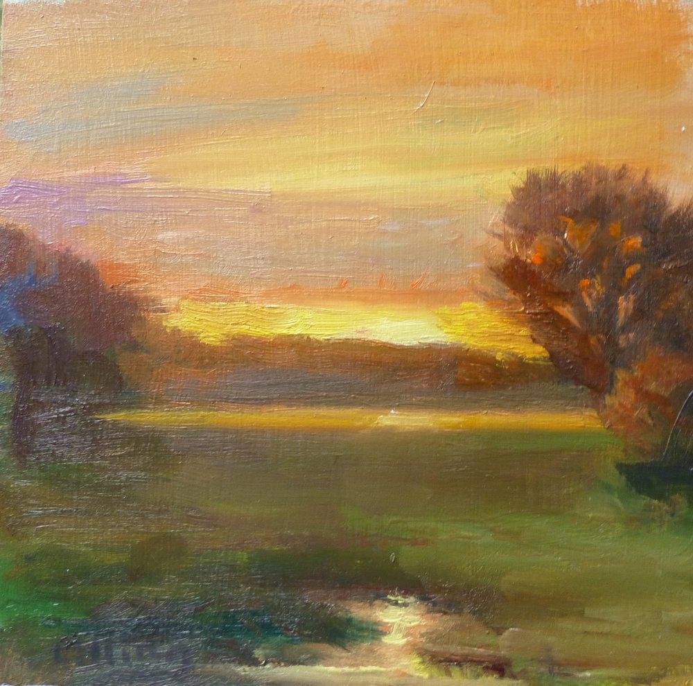 "Linda Lilling's ""Sky Reflections"""