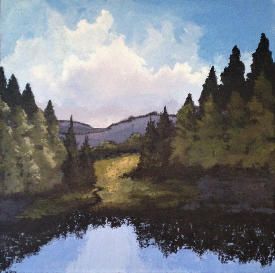 "Pam Carlson's ""Reflections"""