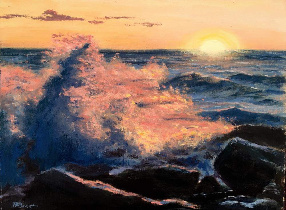 Brenton Point Sunset