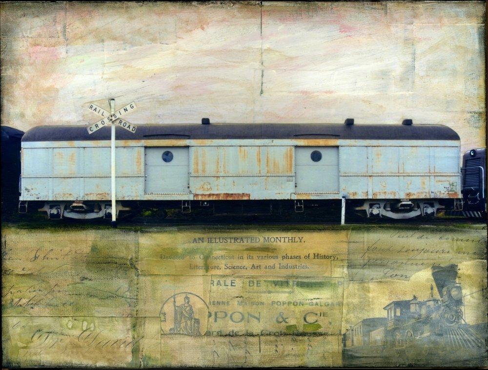 Vintage Rail Car