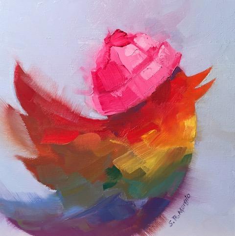 Blended Rainbow Tweet