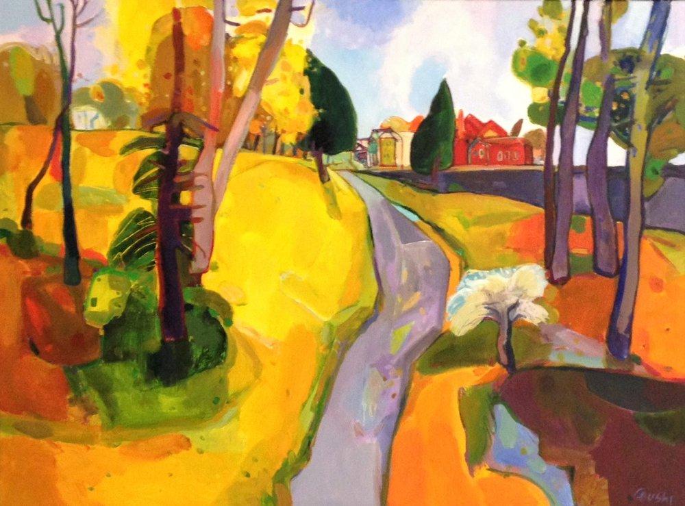 Waterbury Fall