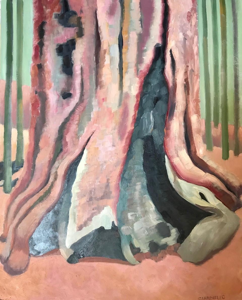 Lone Sequoia