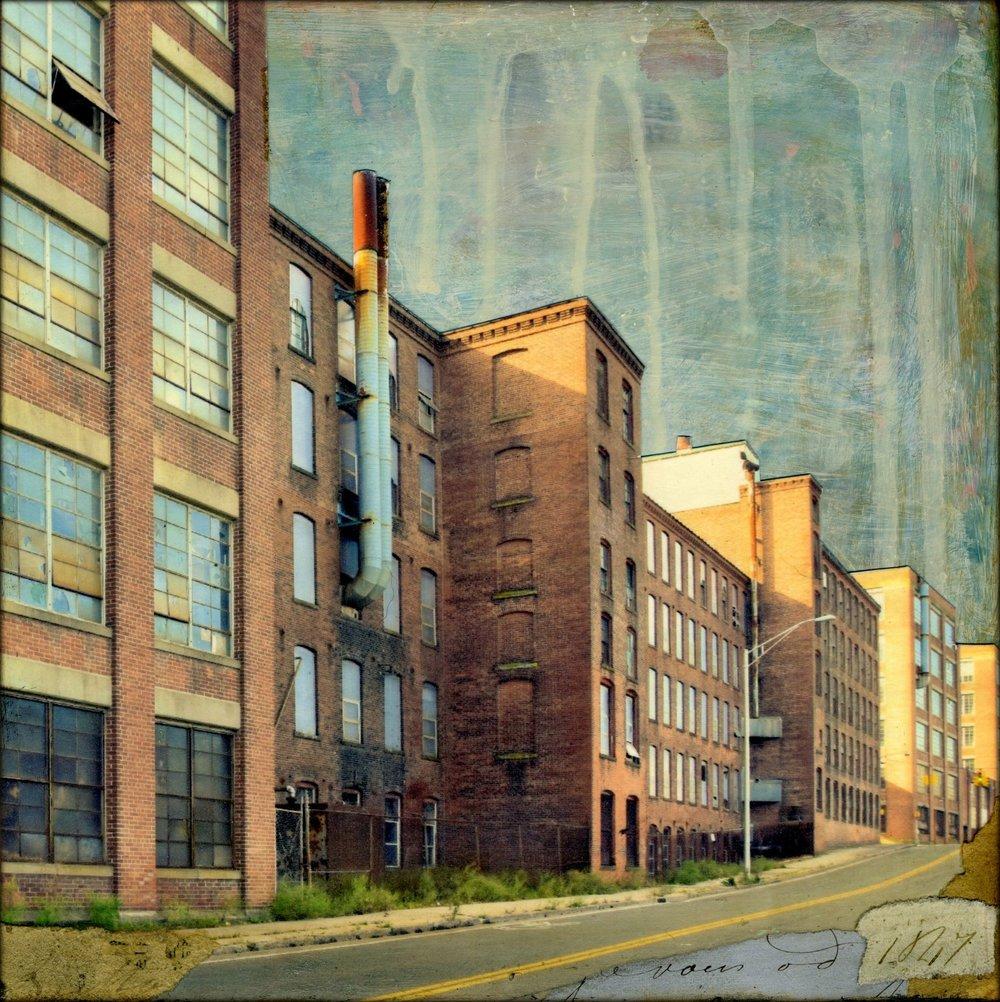Stanley Works Mill II, New Britain