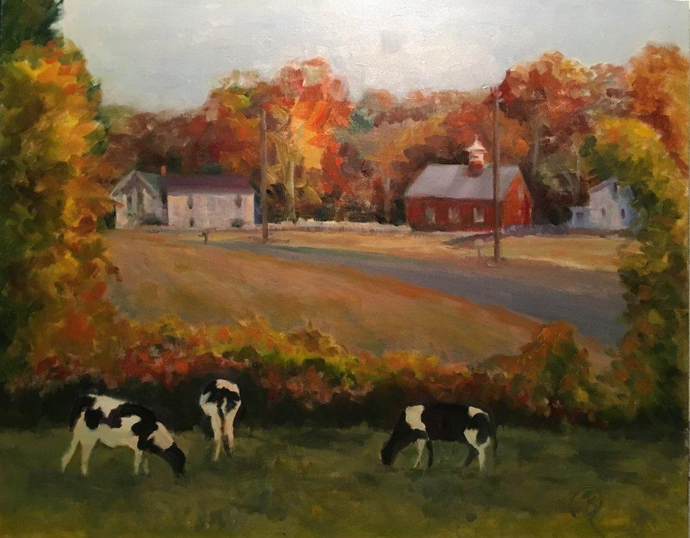 """Barbara Rossitto's """"Granby Farm"""""""