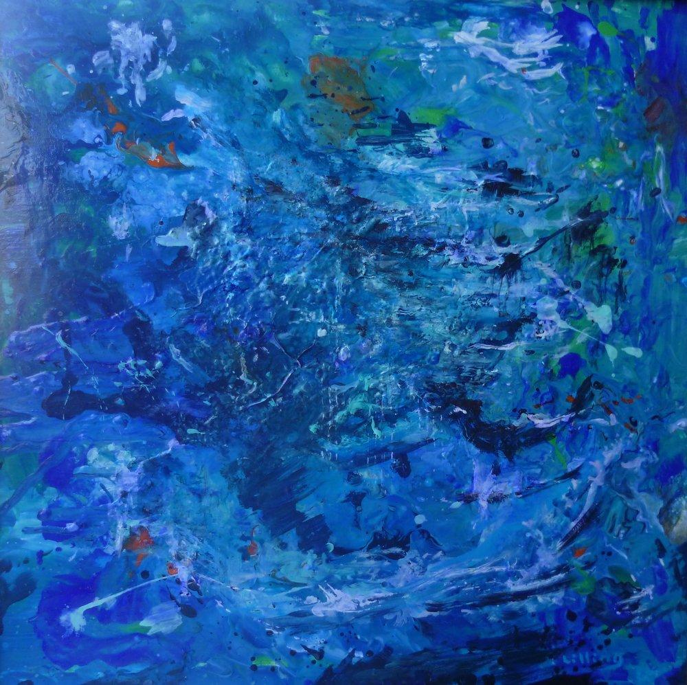 Rythm in Blue
