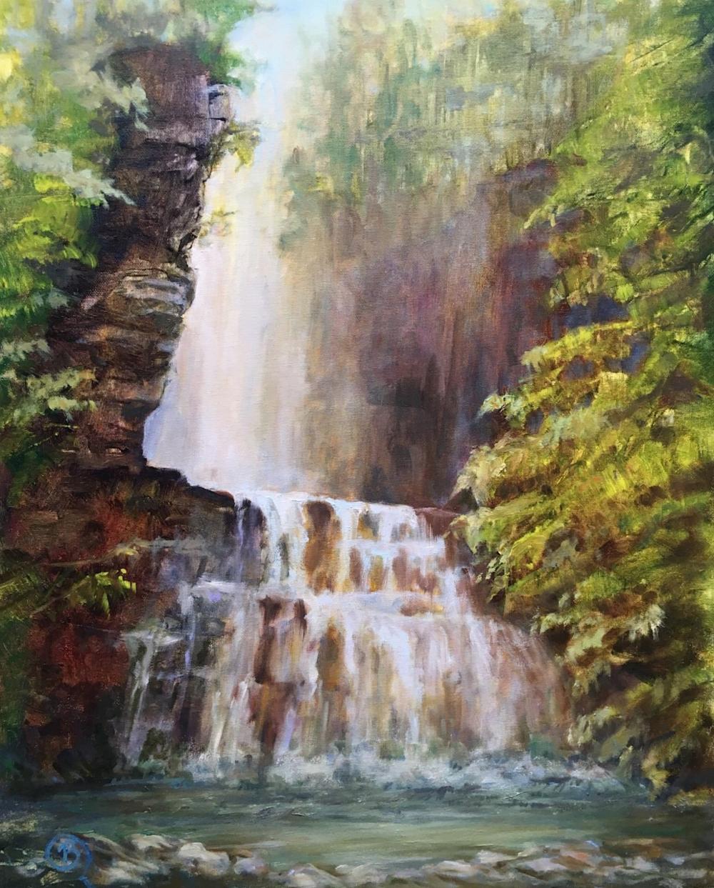 Tall Falls