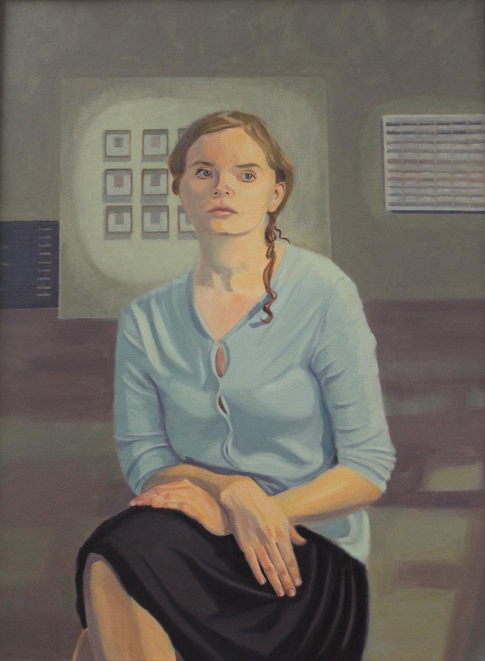 Melanie at Kehler Liddell