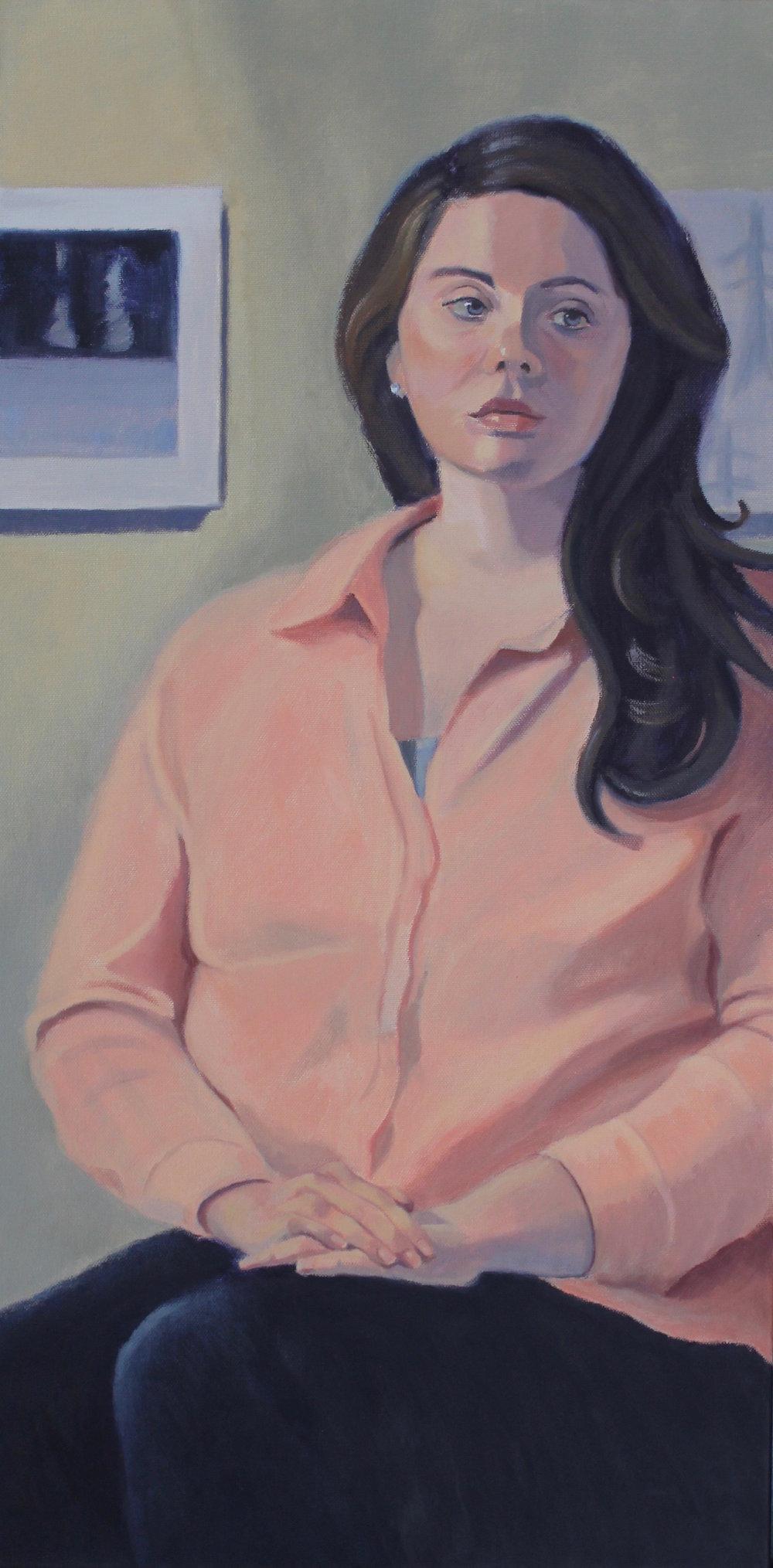 Clare at Kehler Liddell