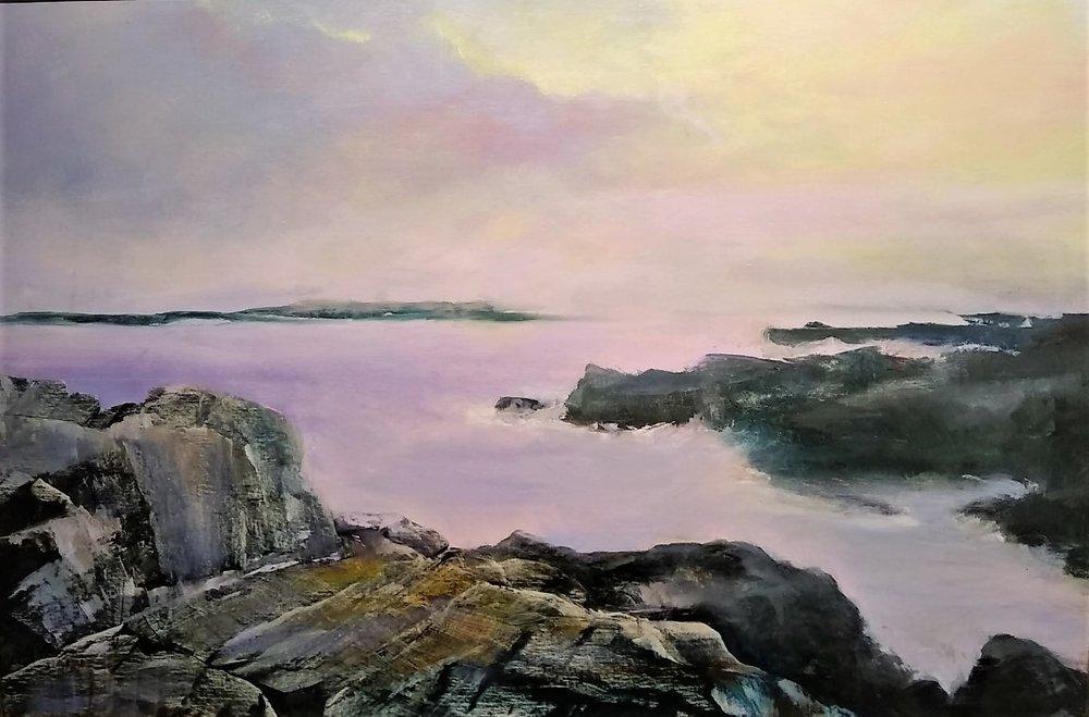 Acadia- Coastal View