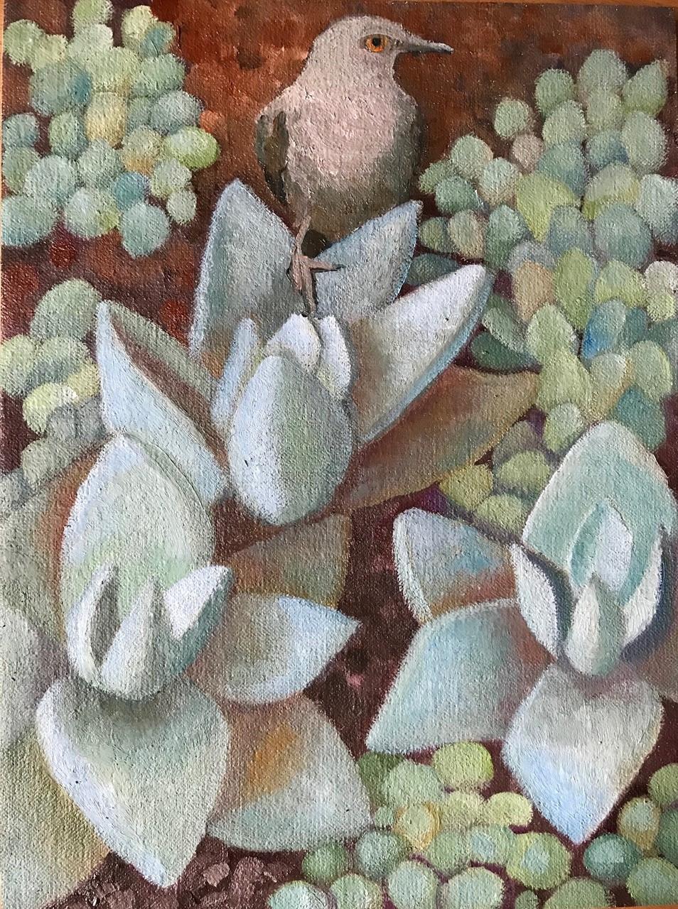 """Cathy Ciardiello's """"Succulent IV"""""""