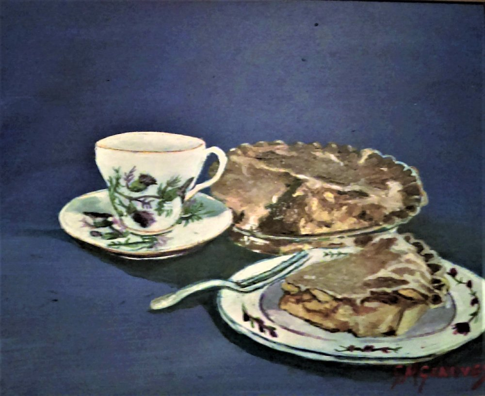 "Gigi Genovese's ""Tea and Cookies"""